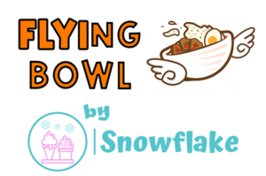 Flying Bowl by Snowflake